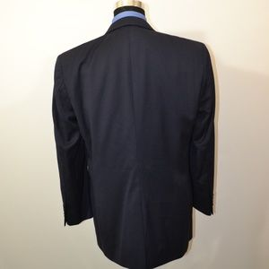 Jos. A. Bank Suits & Blazers - Jos A Bank 41R Sport Coat Blazer Suit Jacket Navy